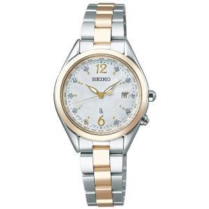 セイコー ルキア SSQV074 レディース 腕時計 2020 プレミアム サマー 限定モデル シャ...