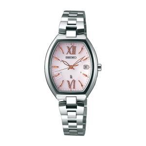 セイコー ルキア レディース 腕時計 SSQW025 コンフォテックス チタン SEIKO ソーラー電波時計 新品|oomoritokeiten