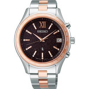 セイコー ルキア SSVH032 メンズ 腕時計 ピンクゴールド 2020 オータム 限定モデル S...