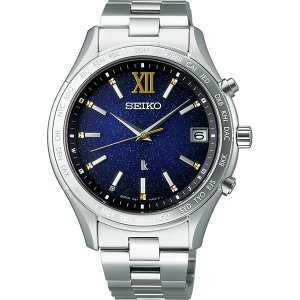 セイコー ルキア SSVH033 メンズ 腕時計 2020 エターナルブルー 限定ペアモデル コンフ...