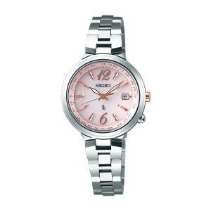 セイコー ルキア レディース 腕時計 SSVV017 コンフォテックス SEIKO ソーラー電波時計 新品|oomoritokeiten
