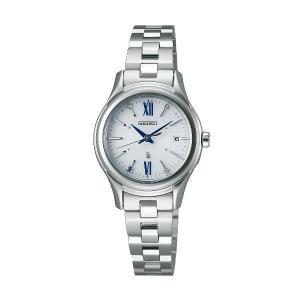 セイコー ルキア レディース 腕時計 SSVW077 2016年 ペア限定モデル SEIKO ソーラー電波時計 新品|oomoritokeiten
