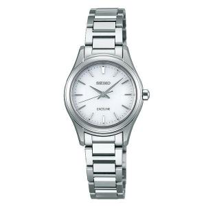 セイコー エクセリーヌ SWCQ091 レディース 腕時計 コンフォテックス ダイヤシールド SEIKO ソーラー時計 新品|oomoritokeiten