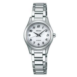 セイコー エクセリーヌ SWCQ093 レディース 腕時計 コンフォテックス ダイヤシールド SEIKO ソーラー時計 新品|oomoritokeiten
