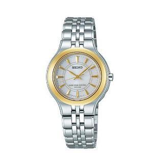 セイコー エクセリーヌ SWDT026 レディース 腕時計 SEIKO ソーラー電波時計 新品|oomoritokeiten