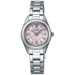 セイコー セレクション SWFH063 ピンク文字盤 レディース 腕時計 SEIKO ソーラー電波時計 新品|oomoritokeiten