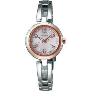 セイコー セレクション SWFH070 レディース 腕時計 ピンクゴールド SEIKO ソーラー電波時計 新品|oomoritokeiten