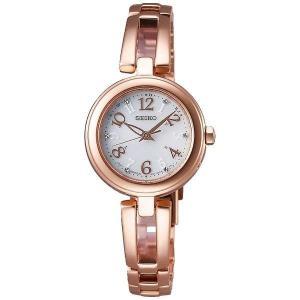セイコー セレクション SWFH072 レディース 腕時計 ピンクゴールド SEIKO ソーラー電波時計 新品|oomoritokeiten