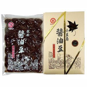 小豆島みやげ ・ 醤油豆 350g袋入り 和紙包装|oomoriya