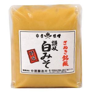 サヌキ白味噌 500g袋入り|oomoriya