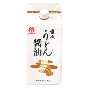 鎌田醤油 讃岐うどん醤油 200ml