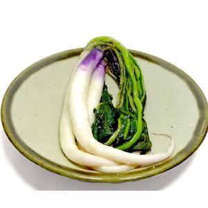 ひの菜漬け 3本束袋入り 【クール便】 大森屋 漬物|oomoriya