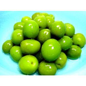 小豆島 オリーブ新漬け 100g 季節限定 新漬 オリーブ 塩漬け 漬物 オリーブの実 塩漬 国産|oomoriya