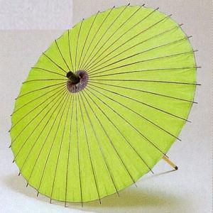 舞踊・稽古用和傘  緑|oooka529