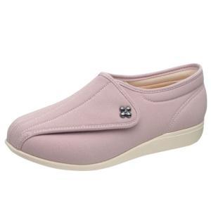 快歩主義L011 ピンクストレッチ 健康・快適シリーズNo,1 ブランドASAHI もっと元気になれる靴 oooka529