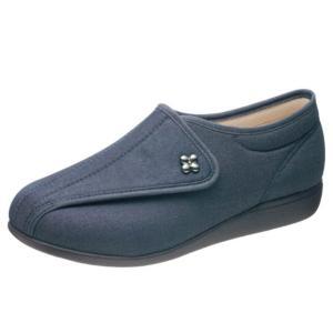 快歩主義L011 ネイビーデニム 健康・快適シリーズNo,1 ブランドASAHI もっと元気になれる靴 oooka529