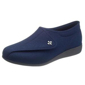 快歩主義L011 ネイビーラメ 健康・快適シリーズNo,1 ブランドASAHI もっと元気になれる靴 oooka529