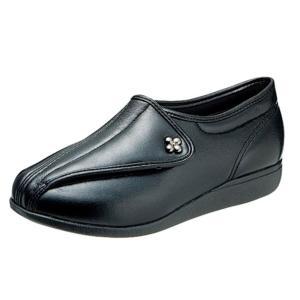 快歩主義L011 ブラックスムース 健康・快適シリーズNo,1 ブランドASAHI もっと元気になれる靴 oooka529