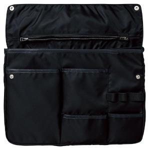 バッグインバッグ<Bizrack>A4・ブラック コクヨ[カハ-BR11D]   ●さまざまなツール...