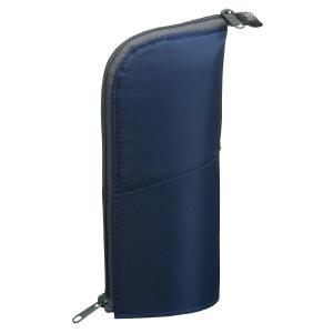 コクヨ ペンケース〈ネオクリッツ〉ネイビー×ブルー  F-VBF180-2|oosaki