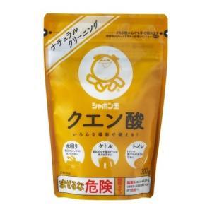 シャボン玉 クエン酸 300g|oosaki