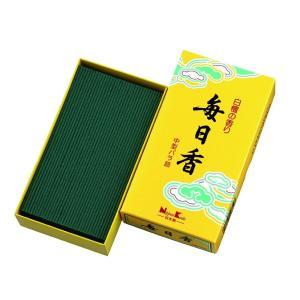 日本香堂 毎日香 黄箱 中型 #10802|oosaki