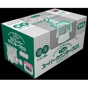 Fuji スーパーカウンタークロス 薄手100P 35x60cm ピンク|oosaki