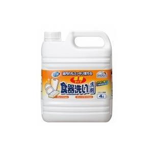 ミツエイ スマイルチョイス濃縮タイプ食器洗い洗剤 業務用4L キッチン・台所洗剤|oosaki
