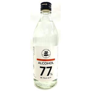 笹一 アルコール 77 500ml 59017025