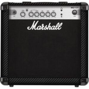 マーシャル ギターアンプ 15W MG15CF
