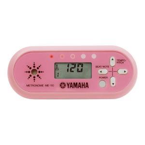 ヤマハ デンシメトロノームME-110 ピンク