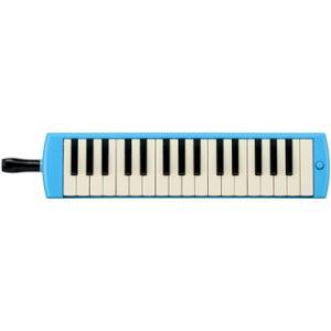 ヤマハ 鍵盤ハーモニカ ピアニカ 32鍵 ブルー...の商品画像
