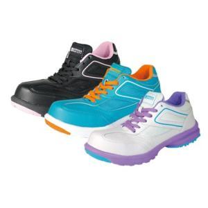 安全靴 女性 レディース 丸五 メダリオンセーフティー #507 セーフティーシューズ|oosumi-marutake
