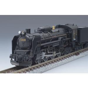 TOMIX Nゲージ 2006 JR C61形蒸気機関車(20号機)|ootsukamokei|02