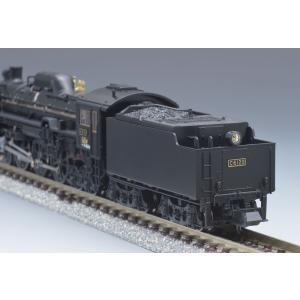 TOMIX Nゲージ 2006 JR C61形蒸気機関車(20号機)|ootsukamokei|03