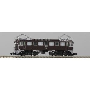 TOMIX Nゲージ 9169 国鉄 ED61形電気機関車(茶色)