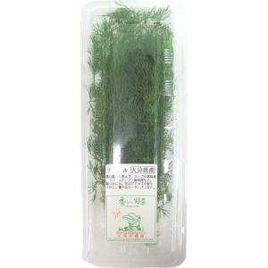 九州産 ハーブ ディル(和名いのんど)  1パック 九州・大分産 ・野菜・やさい ootsuru