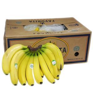 【箱売り】 ハニーバナナ(バナナ) 1箱(約12kg/4〜5房) エクアドル産 みんな大好き甘いバナナ!! 【業務用・大量販売】