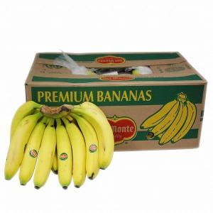 【箱売り】 レギュラーバナナ 1箱(12kg/5房) フィリピン産 お祭りなどのイベントに!! 【業務用・大量販売】
