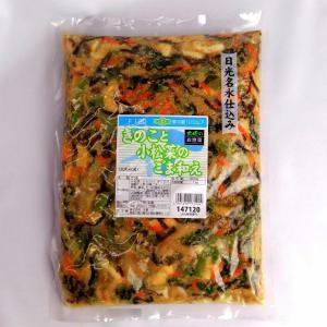 太堀 F120きのこと小松菜のごま和え1kg|ootuki