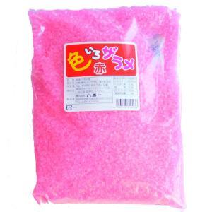 ハニー 色いろザラメ(赤)1kg|ootuki