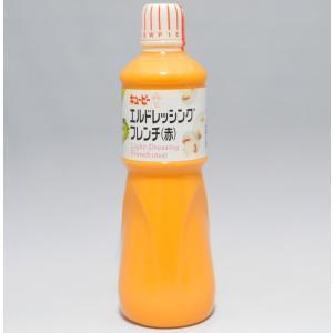 QP NEWエルドレッシングフレンチ(赤)*1L|ootuki