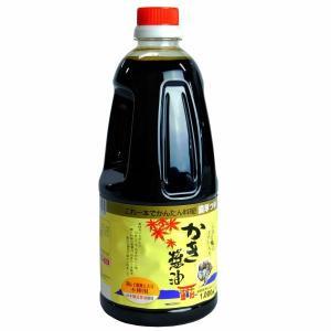 【クリポス不可】アサムラサキ かき醤油*1L|ootuki