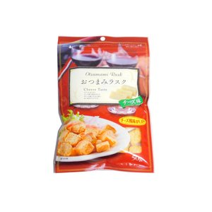 K&K おつまみラスク チーズ味*50g|ootuki