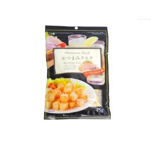 K&K おつまみラスク ベーコンペッパー味*45g|ootuki