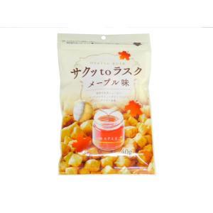 K&K おつまみラスク メープル味*40g|ootuki
