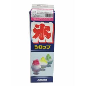 学園祭 お祭り スミダ飲料 かき氷もも*1.8L|ootuki