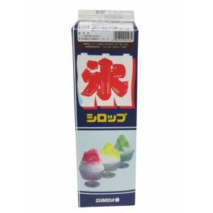 学園祭 お祭り スミダ飲料 かき氷コーラ*1.8L|ootuki