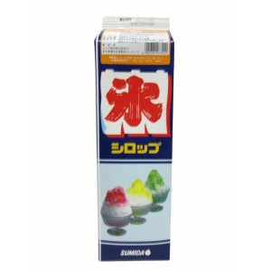 学園祭 お祭り スミダ飲料 かき氷マンゴ*1.8L|ootuki