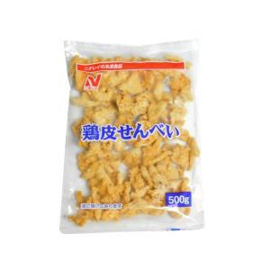 ニチレイ 鶏皮せんべい*500g|ootuki